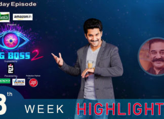 Bigg Boss 2 Telugu 8th Week Saturdays Highlights