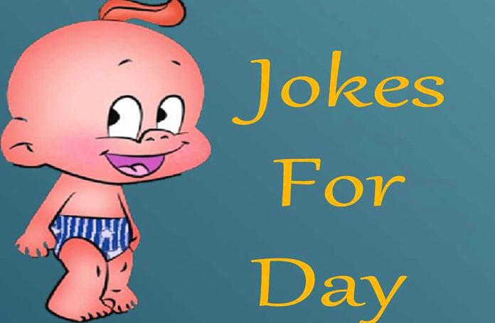 Joke of the Day 2018