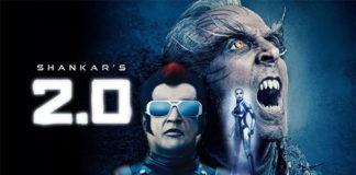 Rajinikanth's Robo 2.0 Movie Review 2018-19