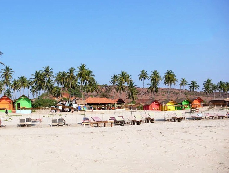 Morjim-Beach