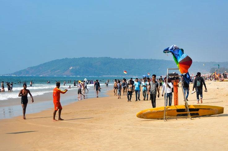2.-Calangute-Beach