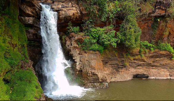 Arvalem Waterfalls