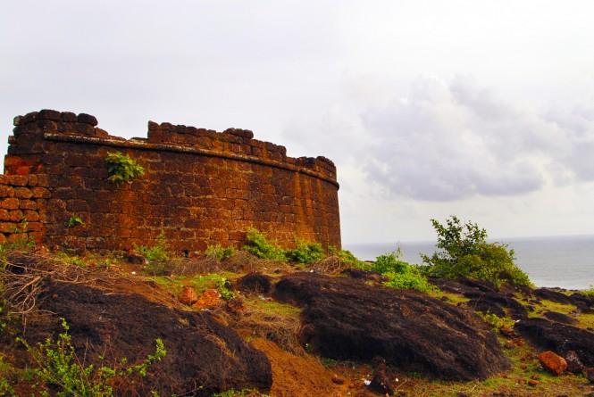 4.-Chapora Fort