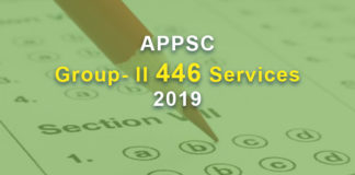 APPSC---446-Group--II-Services-Posts-Released